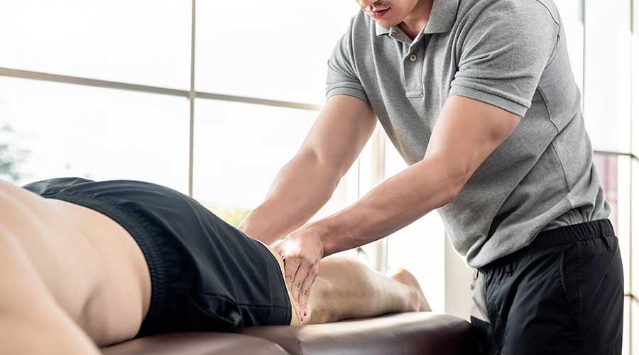 Sports Massage in Liverpool Street