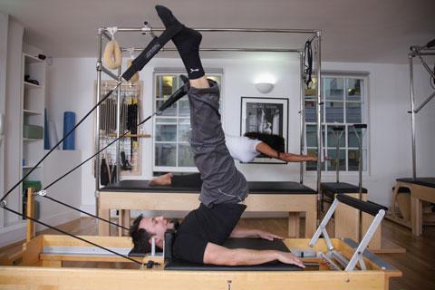 Beginner Pilates Workout