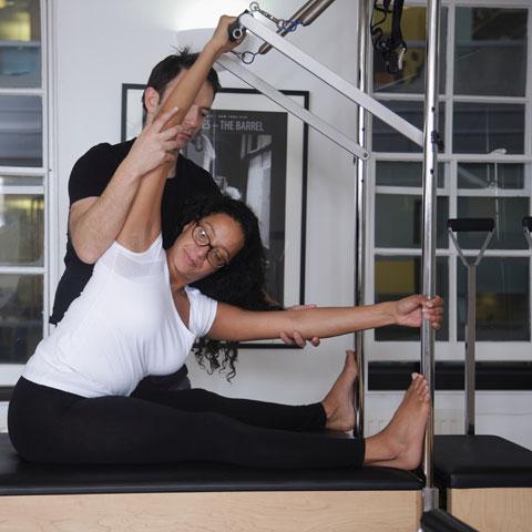Basic Pilates Workout
