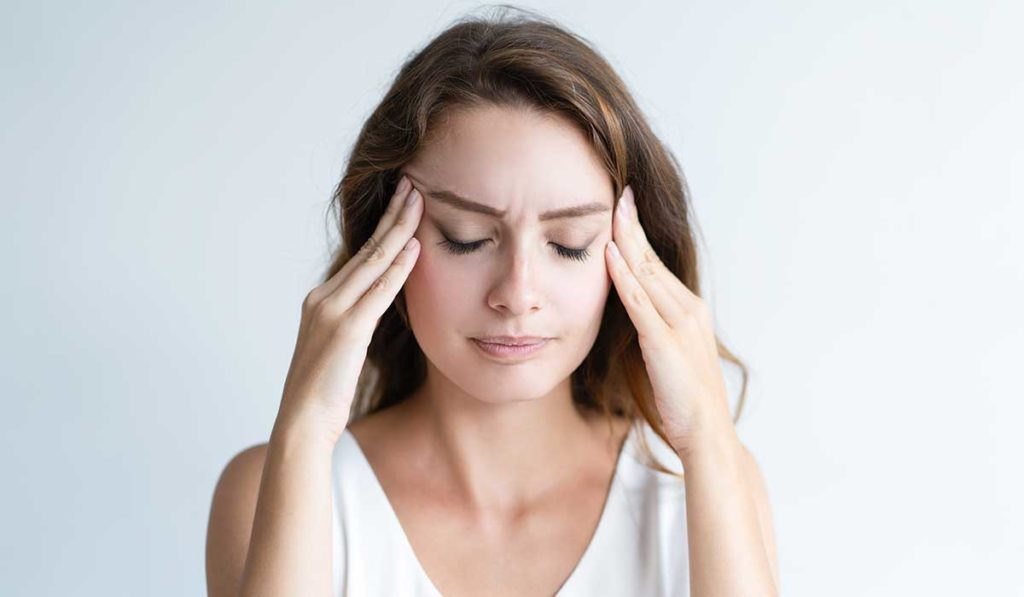 Treatment to Reduce Stress Manifests