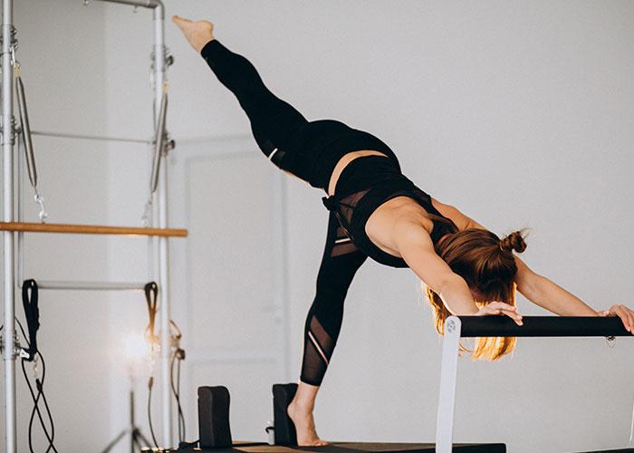 Advanced Pilates Session