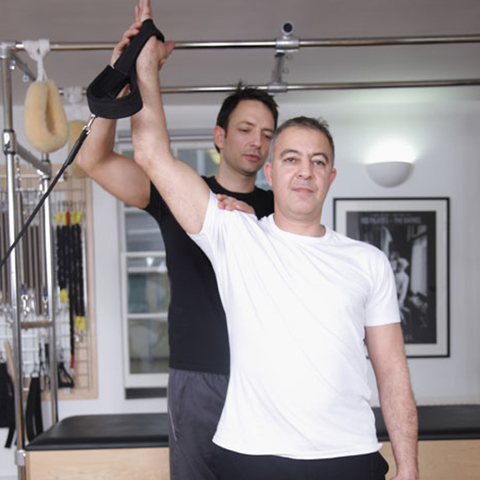 Virtual Pilates Consultation in London